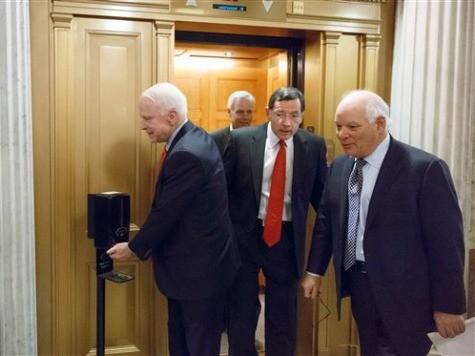 Nine Senate Republicans Join Democrats to Pass Budget Deal