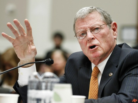 Senator Inhofe to Vote Against Hagel