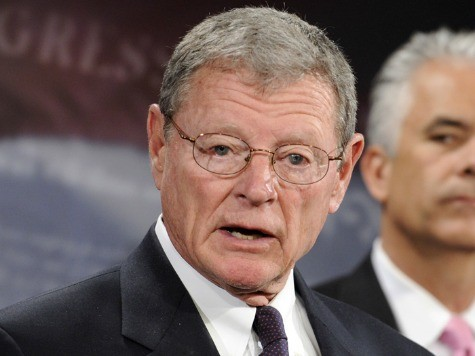 Sen. Inhofe: Forcing Military Bases to Shelter Illegal Immigrants Threatens National Security