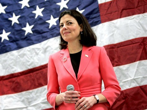 NH Paper: Emotional Anti-Gun Attacks Against Sen. Ayotte 'Disgusting'