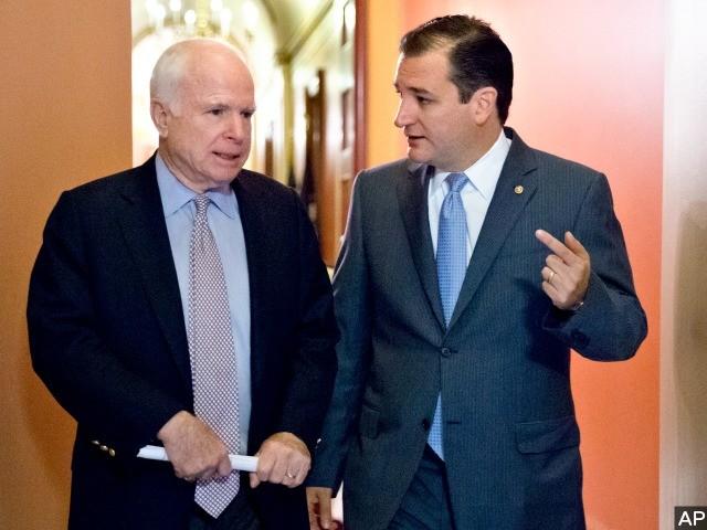 Cruz Strategy Undercut by GOP Anti-Cruz Signals