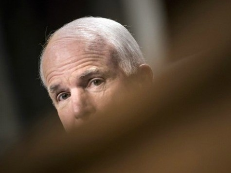 Arizona's Maricopa County Republicans Censure John McCain for Abandoning Values