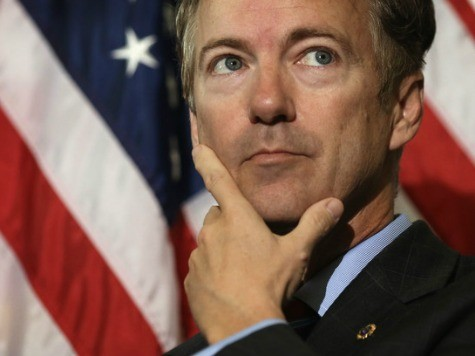 Senator Rand Paul Moves Opinion Column to Breitbart News
