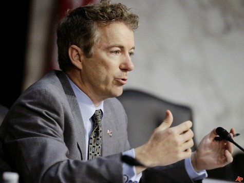 Rand Paul: DNI Clapper 'Just Decided to Lie'