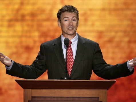 Rand Paul to Give Tea Party Response to SOTU