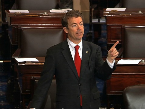 Rand on Drone War: Obama's 'Due Process Is Him Looking at Some Flash Cards'