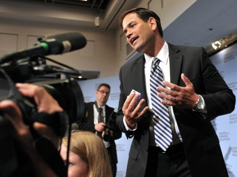 Rubio Touts Talk with ICE Official Which Spurred No Changes to Immigration Bill