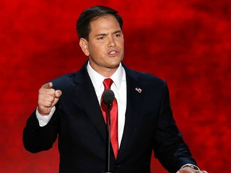 Rubio: Not Taxpayers' Responsibility to Bail Out Obamacare