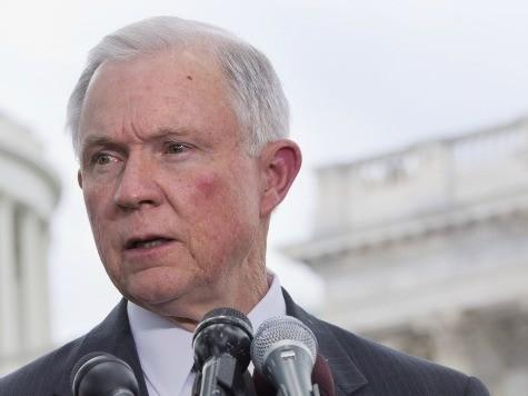 Sen. Sessions: Democrats Fear Tea Party After 2010