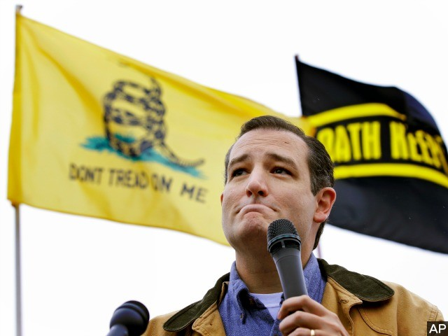 2016: Cruz Expected to Get 'Hero's Welcome' in Iowa, New Hampshire