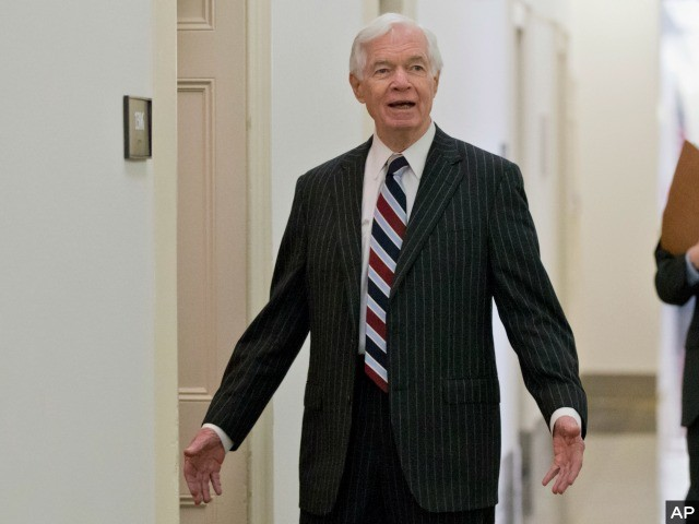 Thad Cochran Refuses to Debate McDaniel Again: America 'Is Not a Debating Society'