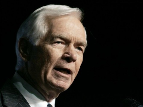 Mississippi Sen. Thad Cochran: Tea Party 'Something I Don't Really Know a Lot About'