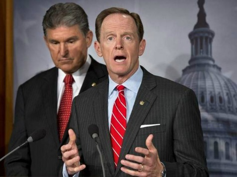 Pat Toomey Defends Gun Control He Proposed with Joe Manchin