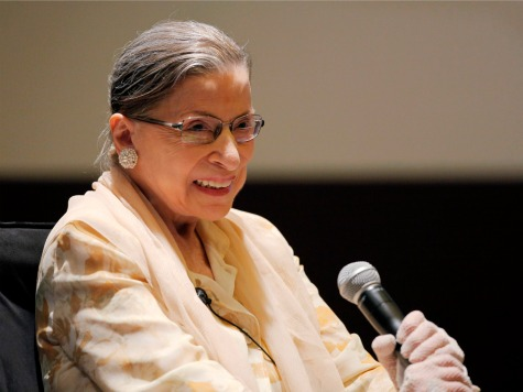 Ginsburg to Be First SCOTUS Justice to Officiate Same-Sex Wedding