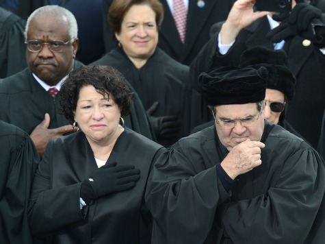 Scalia Labels Obama 'Self-Interested' During Oral Arguments over Recess Appointments