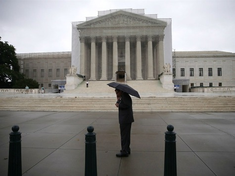 Supreme Court Prepares for a Year of Big Cases