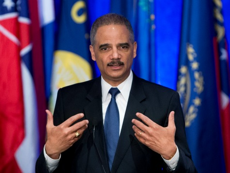Eric Holder: Felons Should Get to Vote Once Sentence Finished