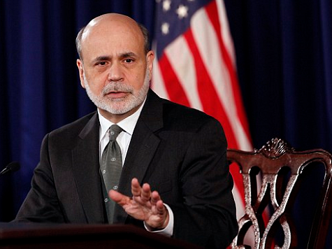 Obama: Bernanke Has 'Stayed A Lot Longer Than He Wanted'