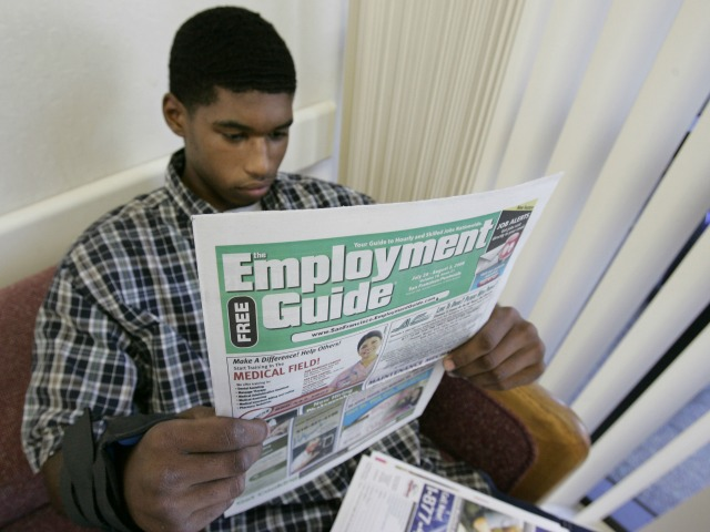 CNBC: Jobs Report Reveals Just 4,000 More Working Americans
