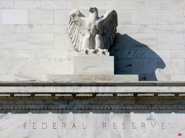 Federal Reserve Is Getting Worried about Inflation