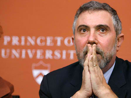 Paul Krugman: A Fundamental Difference in Visions for America