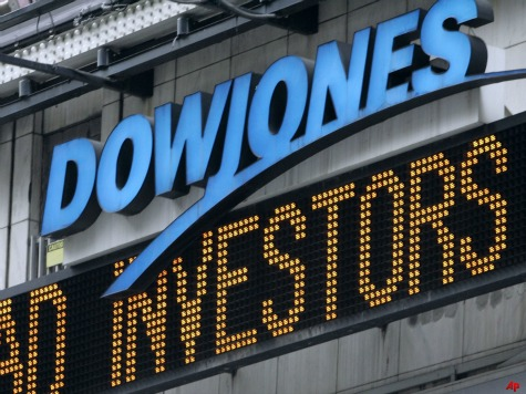 Global Markets Hemorrhage, Dow Drops 197 Points