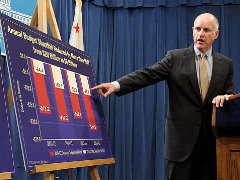 California $5 Billion 'Windfall' Declared Accounting Anomaly