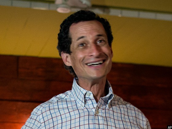 Weiner's Brother Tried to Silence Anthony's Sexting Partner