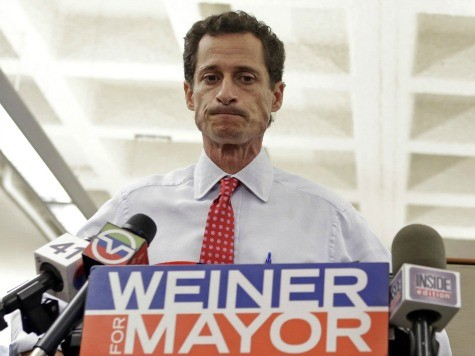Hispanic NYC Mayoral Candidate: Weiner Must Apologize for 'Very Insulting' Carlos Danger Alias