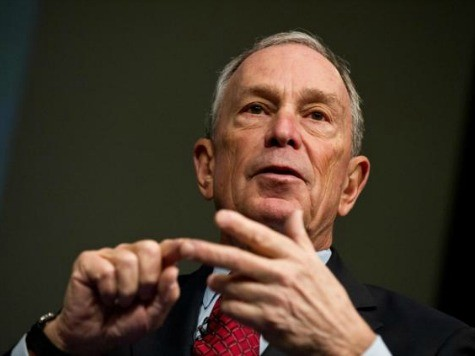 Michael Bloomberg Targets 12 More States for Gun Control