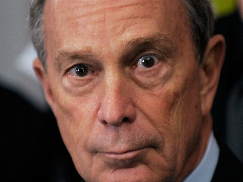 Bloomberg: Interpretation of Constitution 'Must Change' to Stop Terrorism, Gun Violence