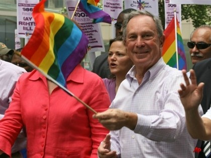 Bloomberg Calls Same-Sex Marriage the 'Civil Rights Issue of Our Time'