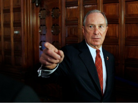 Bloomberg Gun Control Push 'Pulling The Trigger' on Red-State Dems