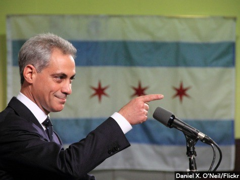 FBI Report: Rahm's 'World Class' Chicago America's Murder Capital