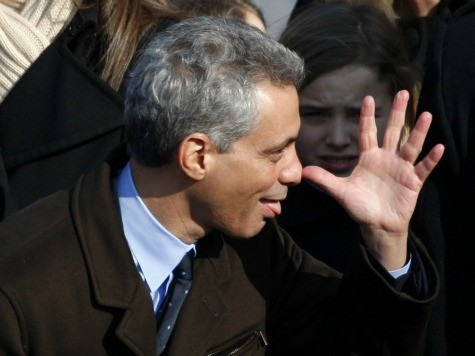 Salon: Rahm Is Losing Control of Chicago