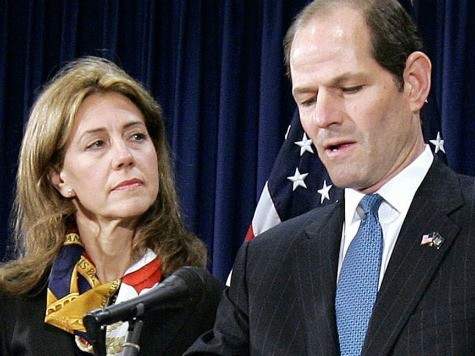 Sources: Silda Spitzer to Divorce Husband, Former Gov. Eliot Spitzer