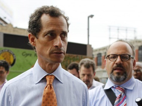 Weiner Hints More Salacious Material Could Surface