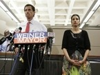 Huma Abedin Stands by Her Man