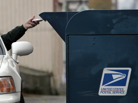 Poll: US Post Office Top Rated Federal Agency