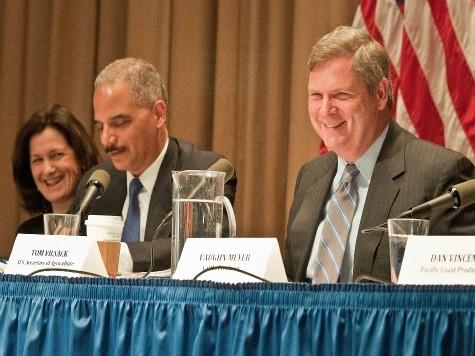 Rep. King: Holder, Vilsack Knew Pigford Claims Fraudulent