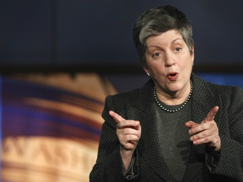 Napolitano Returns as DHS Secretary