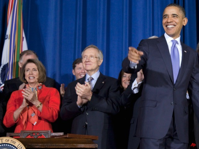 Obama, Dems Tanking With Public At Critical Juncture