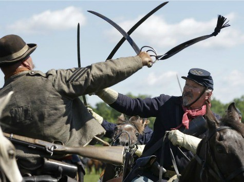 Gettysburg 150th Commemoration Begins