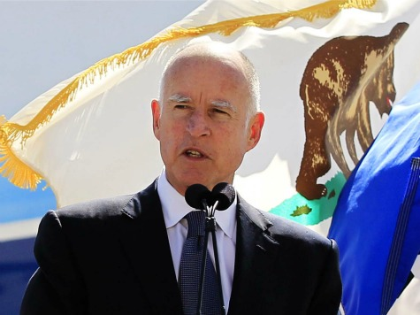 Gov. Jerry Brown to Mexican Illegals: 'You're All Welcome in California'