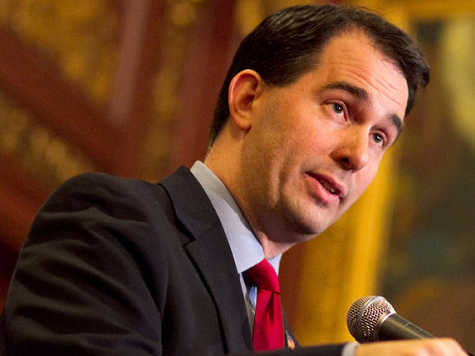 Walker Hints at Presidential Run