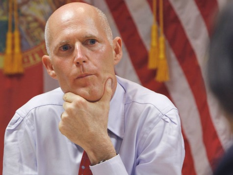 EXCLUSIVE: Gov. Scott: State 'In Contact With Law Enforcement Throughout Florida'