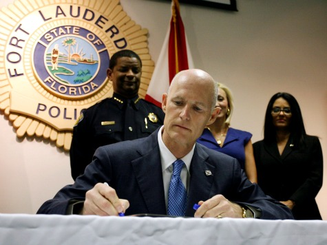 Rick Scott Vetoes Bill to Give Illegal Immigrants Driver's Licenses