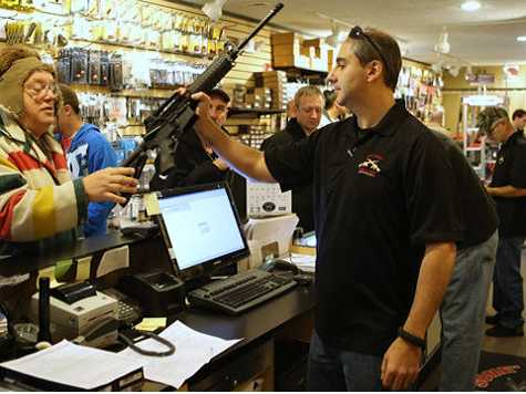 Gun Show Bans Products Targeted by Left