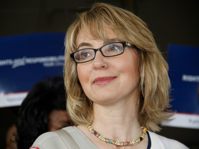 Gabby Giffords Tours Nine States Pushing Gun Control for Her 'Protect All Women Tour'