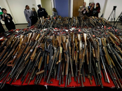 California Rushing Headlong Toward Draconian Gun Control